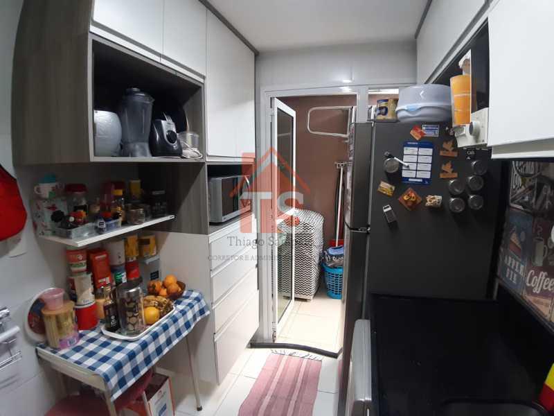 49d21ff0-073b-4285-8ac0-8a3c18 - Casa de Vila 3 quartos à venda Todos os Santos, Rio de Janeiro - R$ 475.000 - TSCV30005 - 9