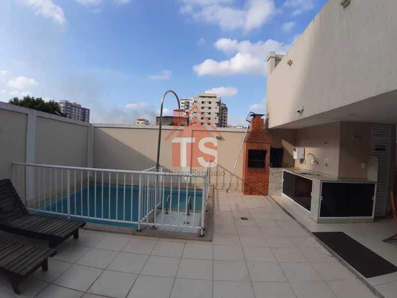 0327c229-8f46-4b96-821d-83661e - Casa de Vila 3 quartos à venda Todos os Santos, Rio de Janeiro - R$ 475.000 - TSCV30005 - 12