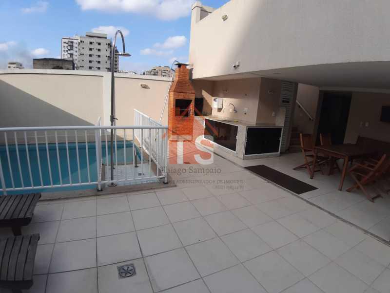1252044e-aed3-4af6-aaa1-d87d63 - Casa de Vila 3 quartos à venda Todos os Santos, Rio de Janeiro - R$ 475.000 - TSCV30005 - 3