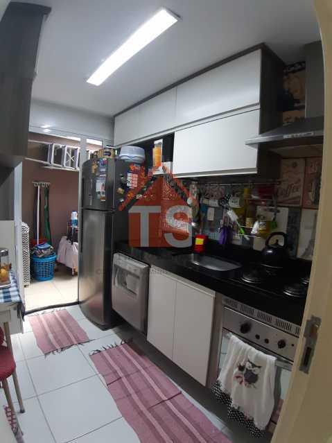 ad8e9a8c-5aaf-4a75-a5ba-91c00e - Casa de Vila 3 quartos à venda Todos os Santos, Rio de Janeiro - R$ 475.000 - TSCV30005 - 14