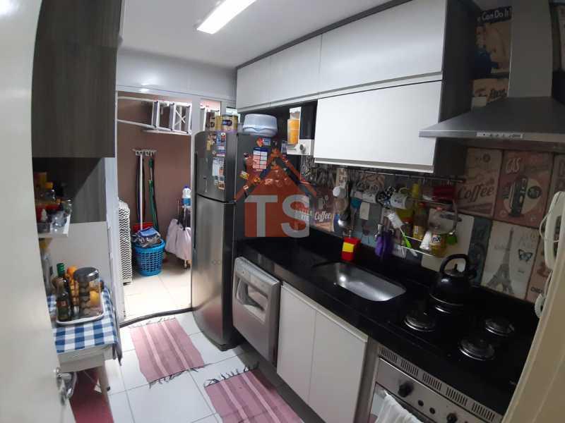 c7550e0b-2fb6-45a9-b834-697a8d - Casa de Vila 3 quartos à venda Todos os Santos, Rio de Janeiro - R$ 475.000 - TSCV30005 - 16