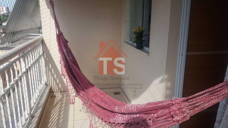 41 - Apartamento à venda Rua Cachambi,Cachambi, Rio de Janeiro - R$ 475.000 - TSAP30112 - 15