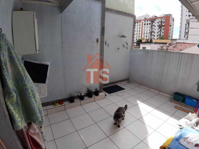 c7339a8d-2c13-4349-a0e2-edd6f0 - Casa à venda Rua Garcia Redondo,Cachambi, Rio de Janeiro - R$ 665.000 - TSCA240001 - 24