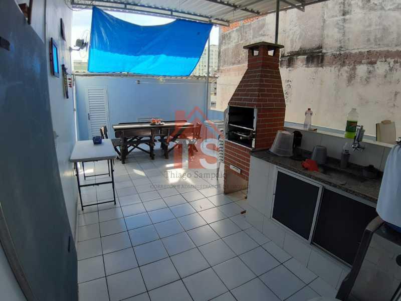 e97cc25e-b1ba-476b-9d58-cf30d3 - Casa à venda Rua Garcia Redondo,Cachambi, Rio de Janeiro - R$ 665.000 - TSCA240001 - 29