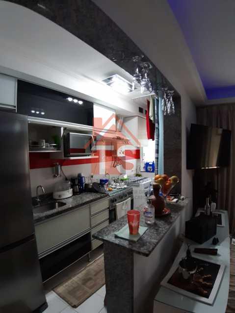 47df14dc-d1d6-47f6-bdc6-986637 - Apartamento à venda Rua Degas,Del Castilho, Rio de Janeiro - R$ 320.000 - TSAP20180 - 6