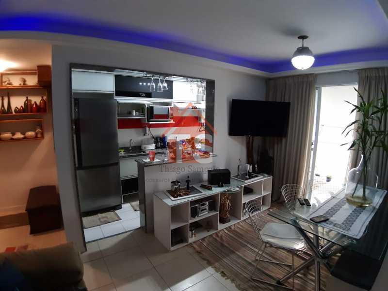 54939c47-5492-4c9b-a35f-33af0e - Apartamento à venda Rua Degas,Del Castilho, Rio de Janeiro - R$ 320.000 - TSAP20180 - 1