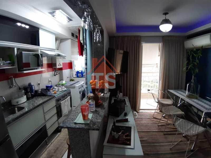 ef8c4029-acf3-4d15-92aa-d76c78 - Apartamento à venda Rua Degas,Del Castilho, Rio de Janeiro - R$ 320.000 - TSAP20180 - 3