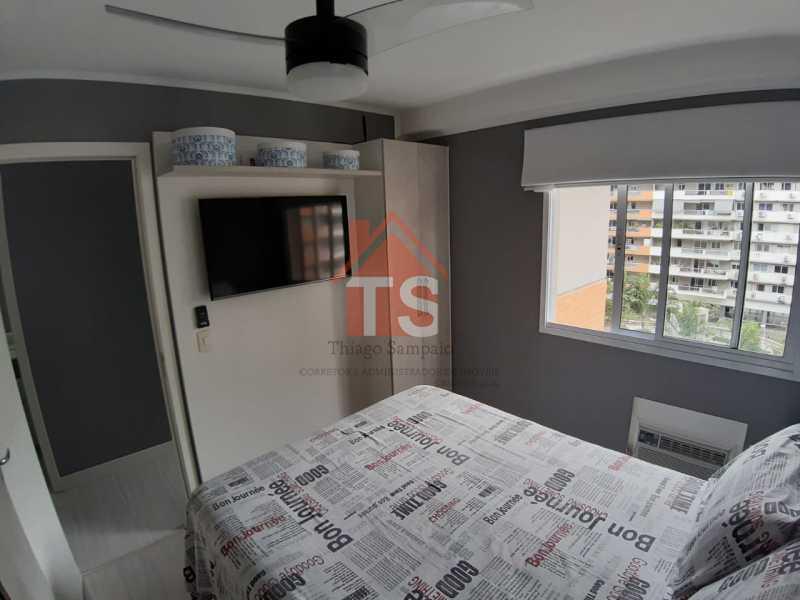 4ebaf830-3a84-48ff-8d36-2a3226 - Apartamento à venda Avenida Dom Hélder Câmara,Engenho de Dentro, Rio de Janeiro - R$ 369.500 - TSAP20189 - 3