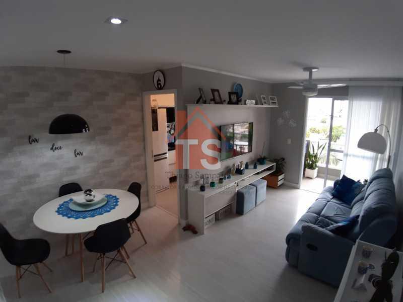 8fd02f5b-42b8-45e9-891b-a3e1ba - Apartamento à venda Avenida Dom Hélder Câmara,Engenho de Dentro, Rio de Janeiro - R$ 369.500 - TSAP20189 - 5
