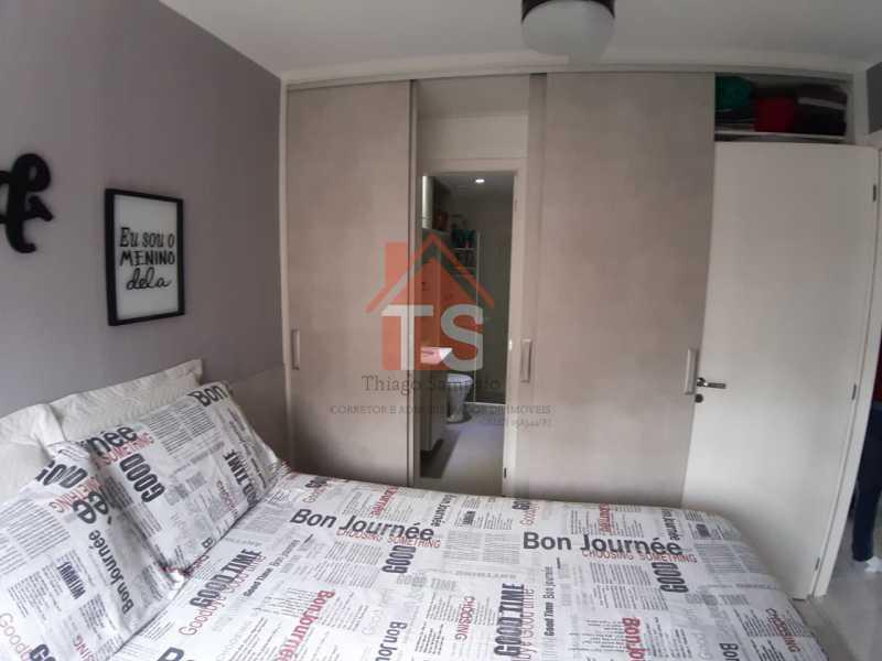 37f75413-8475-495d-abdd-6bd429 - Apartamento à venda Avenida Dom Hélder Câmara,Engenho de Dentro, Rio de Janeiro - R$ 369.500 - TSAP20189 - 6