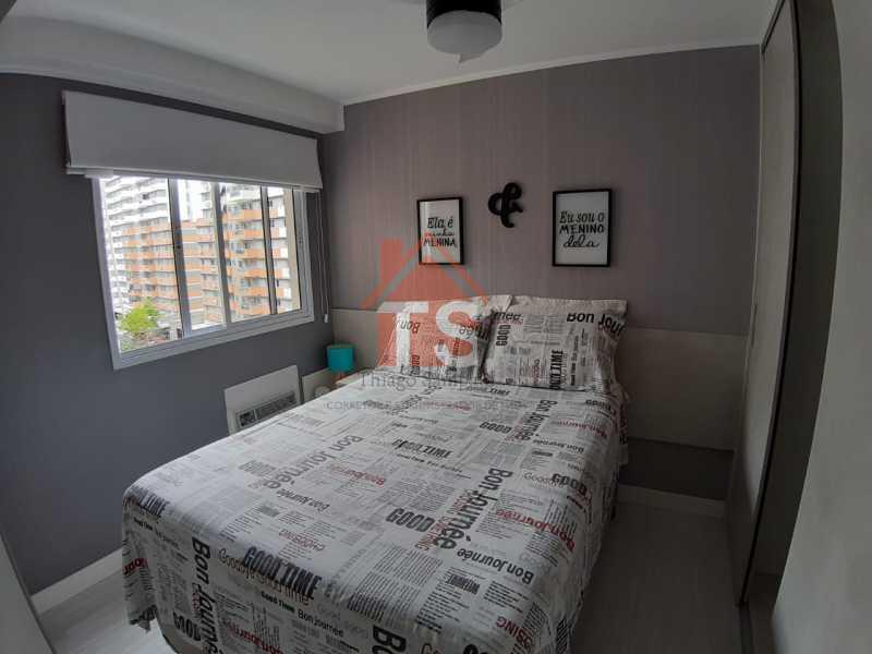 703ac9b1-0e51-4a6b-a0c8-a73a95 - Apartamento à venda Avenida Dom Hélder Câmara,Engenho de Dentro, Rio de Janeiro - R$ 369.500 - TSAP20189 - 8