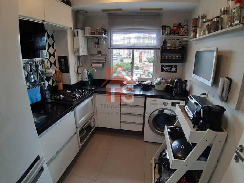 d7cf9203-c514-4a66-8bc7-14b292 - Apartamento à venda Avenida Dom Hélder Câmara,Engenho de Dentro, Rio de Janeiro - R$ 369.500 - TSAP20189 - 14