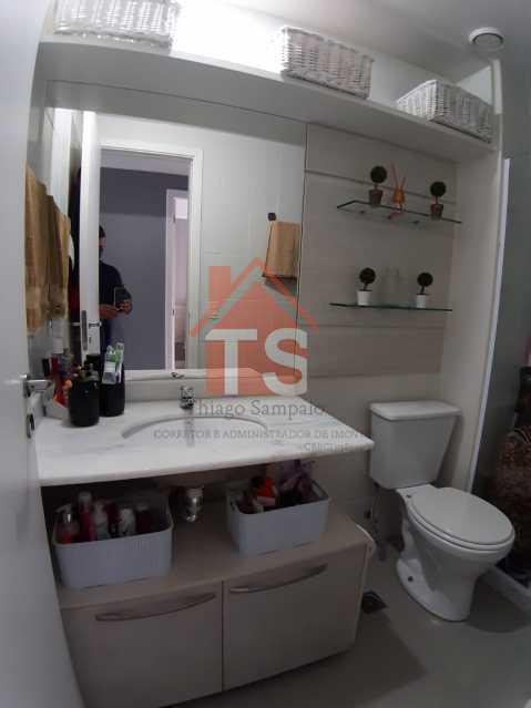 d9a65313-99c6-48fc-abe6-0d2268 - Apartamento à venda Avenida Dom Hélder Câmara,Engenho de Dentro, Rio de Janeiro - R$ 369.500 - TSAP20189 - 15