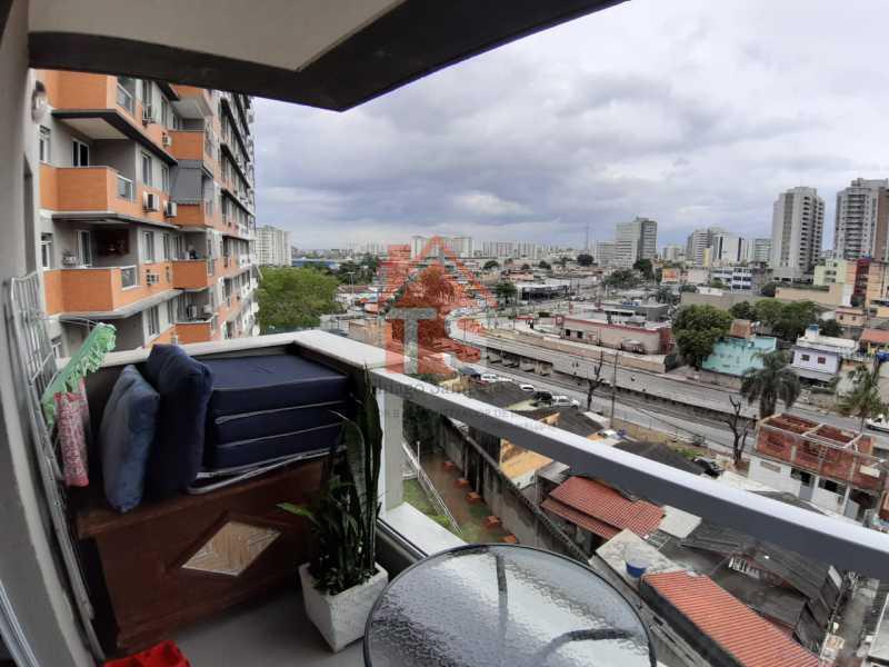 d310dfc3-421e-40d0-9260-ac947d - Apartamento à venda Avenida Dom Hélder Câmara,Engenho de Dentro, Rio de Janeiro - R$ 369.500 - TSAP20189 - 16