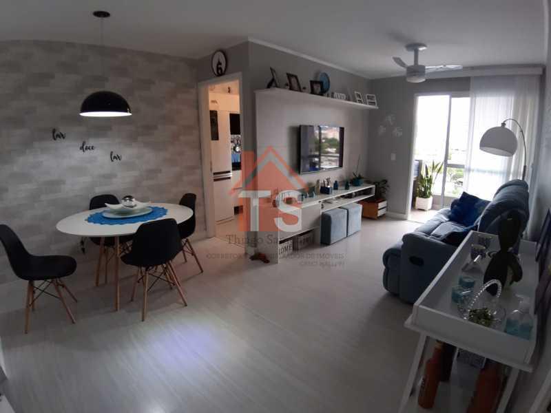 ecf88baf-2615-4436-b3d0-b8b7b4 - Apartamento à venda Avenida Dom Hélder Câmara,Engenho de Dentro, Rio de Janeiro - R$ 369.500 - TSAP20189 - 18