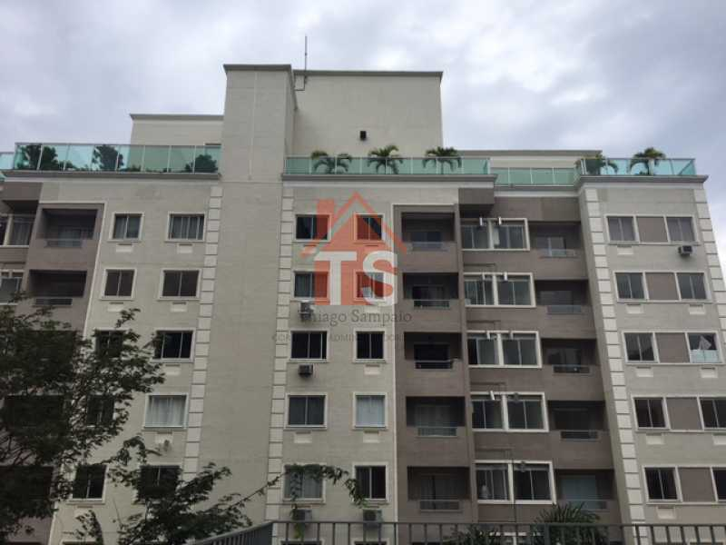 IMG_2190 - Apartamento para alugar Avenida Geremário Dantas,Pechincha, Rio de Janeiro - R$ 900 - TSAP20191 - 11