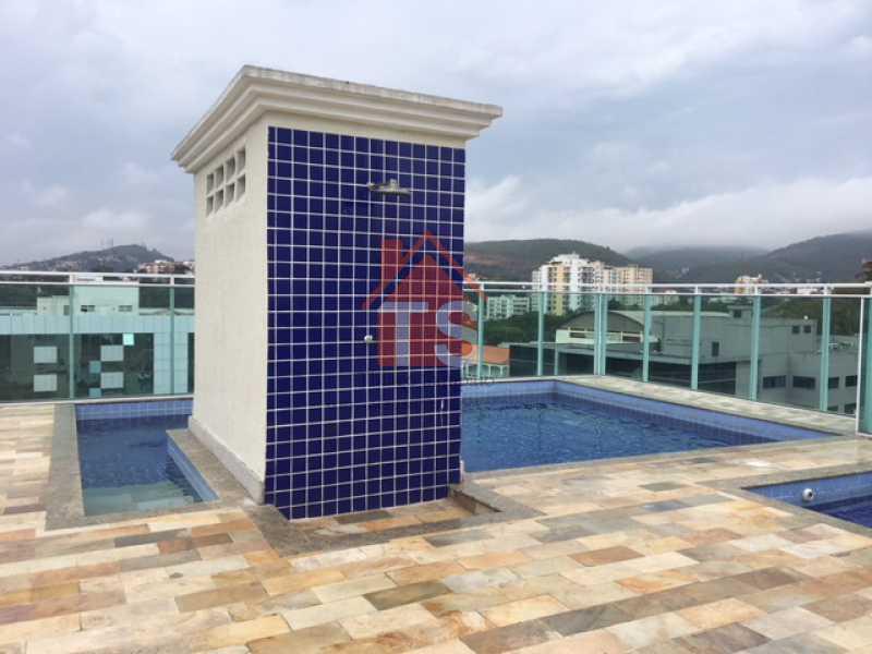 IMG_2216 - Apartamento para alugar Avenida Geremário Dantas,Pechincha, Rio de Janeiro - R$ 900 - TSAP20191 - 17