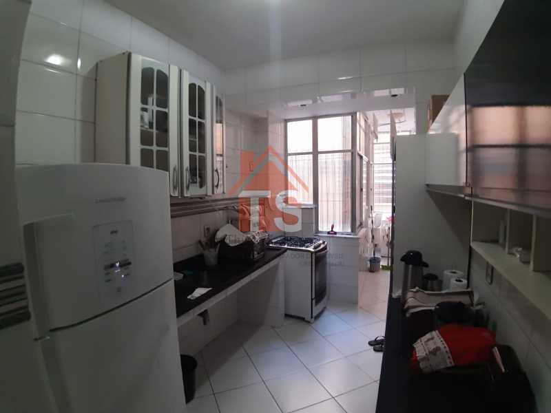 1ee2d083-3ba5-4130-a7e6-41fb21 - Casa de Vila à venda Rua dos Araujos,Tijuca, Rio de Janeiro - R$ 465.000 - TSCV30006 - 3