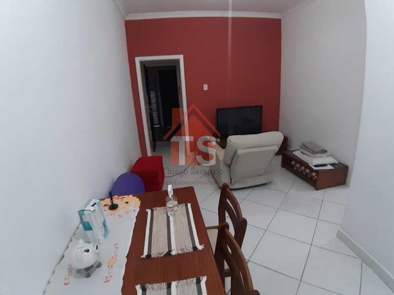 84b2acf6-202b-4ef4-b2c8-9fcdeb - Casa de Vila à venda Rua dos Araujos,Tijuca, Rio de Janeiro - R$ 465.000 - TSCV30006 - 1