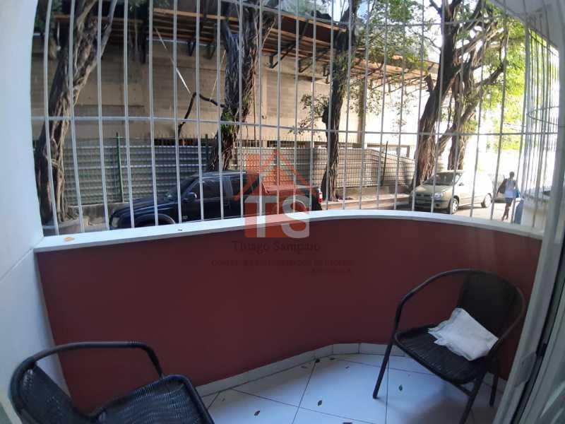 93b46c51-e95e-402b-9ed4-681ea2 - Casa de Vila à venda Rua dos Araujos,Tijuca, Rio de Janeiro - R$ 465.000 - TSCV30006 - 10