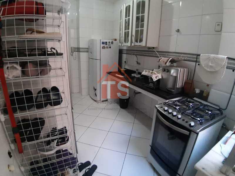 18782086-9fa8-4fe3-b669-606953 - Casa de Vila à venda Rua dos Araujos,Tijuca, Rio de Janeiro - R$ 465.000 - TSCV30006 - 15