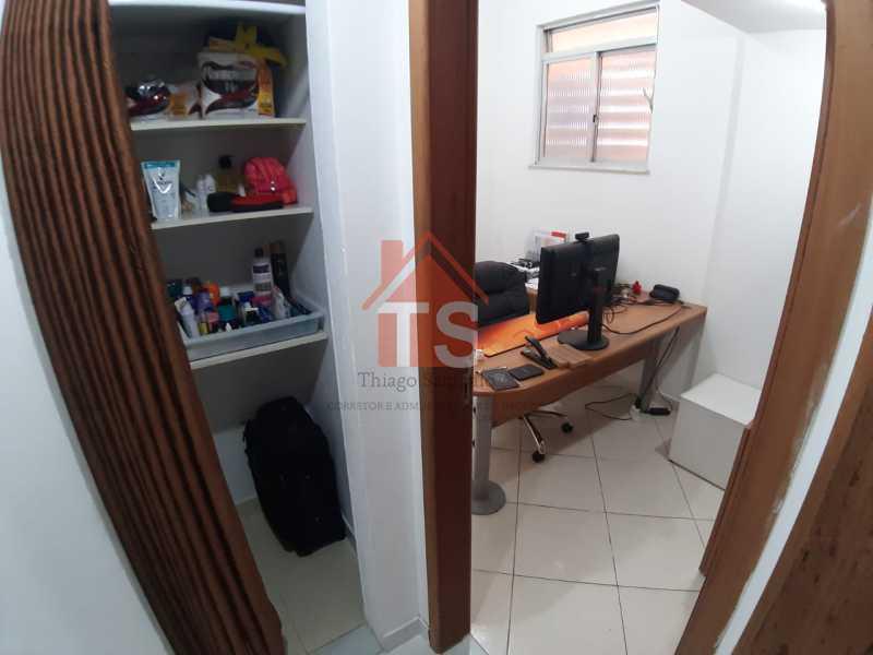 a9cab5f6-cf4a-4d4b-b19e-1504d7 - Casa de Vila à venda Rua dos Araujos,Tijuca, Rio de Janeiro - R$ 465.000 - TSCV30006 - 16