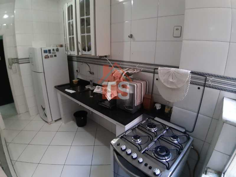 be80f1db-6158-41fe-8c8d-d7fa38 - Casa de Vila à venda Rua dos Araujos,Tijuca, Rio de Janeiro - R$ 465.000 - TSCV30006 - 19