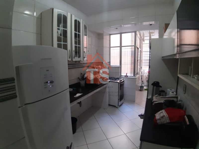 bf8d8c36-606d-410b-9952-a1da4f - Casa de Vila à venda Rua dos Araujos,Tijuca, Rio de Janeiro - R$ 465.000 - TSCV30006 - 20