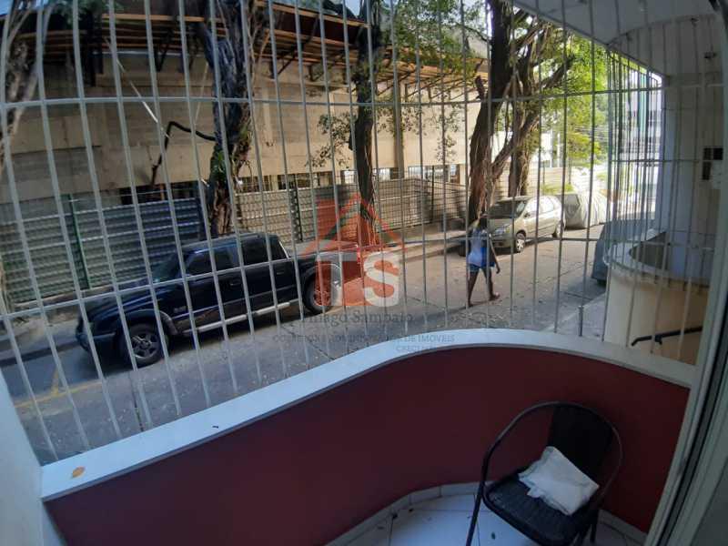 c59ce729-c9b6-43d5-b013-0eba8d - Casa de Vila à venda Rua dos Araujos,Tijuca, Rio de Janeiro - R$ 465.000 - TSCV30006 - 22