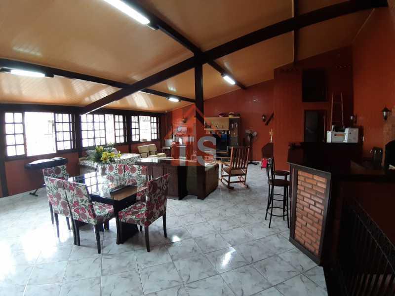 1cc9a221-60b5-4e80-8478-5c7b5f - Casa de Vila à venda Rua Dois de Fevereiro,Engenho de Dentro, Rio de Janeiro - R$ 457.000 - TSCV20006 - 4