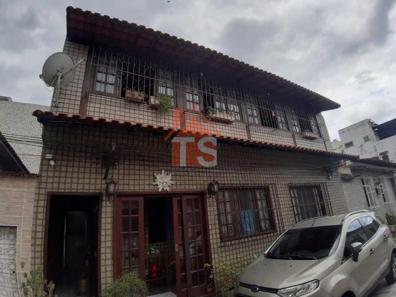 9b48a5f7-da47-47d8-aea9-849667 - Casa de Vila à venda Rua Dois de Fevereiro,Engenho de Dentro, Rio de Janeiro - R$ 457.000 - TSCV20006 - 7
