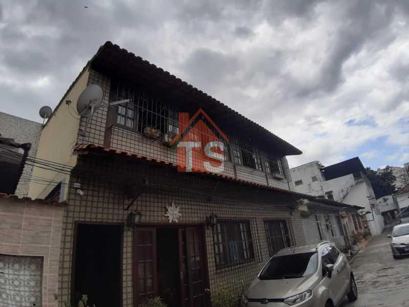 9f30e51a-5f8e-4358-a841-1961fa - Casa de Vila à venda Rua Dois de Fevereiro,Engenho de Dentro, Rio de Janeiro - R$ 457.000 - TSCV20006 - 8