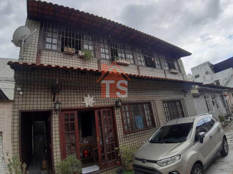 abeffe22-e9f8-4dd8-b300-f37d1d - Casa de Vila à venda Rua Dois de Fevereiro,Engenho de Dentro, Rio de Janeiro - R$ 457.000 - TSCV20006 - 15