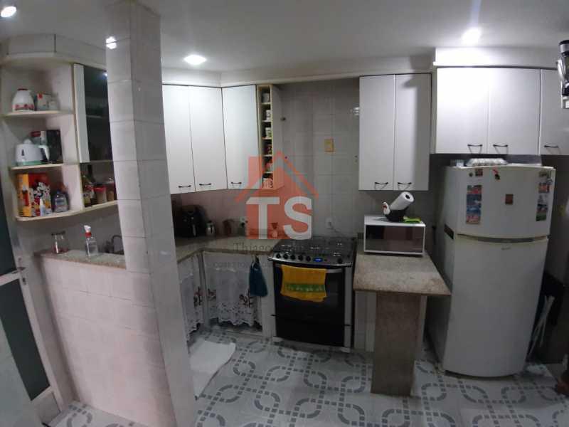 b00eca33-3fae-4b19-9fcf-f060eb - Casa de Vila à venda Rua Dois de Fevereiro,Engenho de Dentro, Rio de Janeiro - R$ 457.000 - TSCV20006 - 16