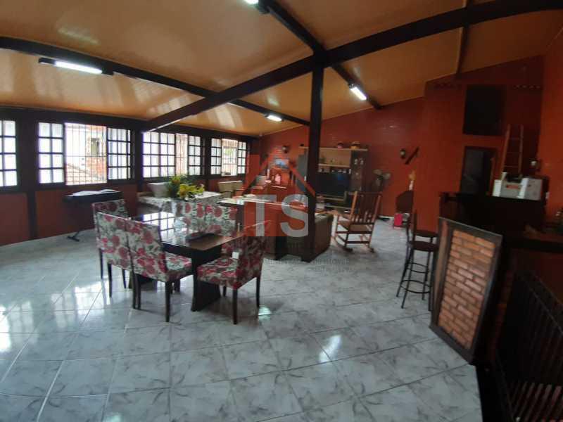 de43e5dd-cb84-4c9d-9469-f3565e - Casa de Vila à venda Rua Dois de Fevereiro,Engenho de Dentro, Rio de Janeiro - R$ 457.000 - TSCV20006 - 21