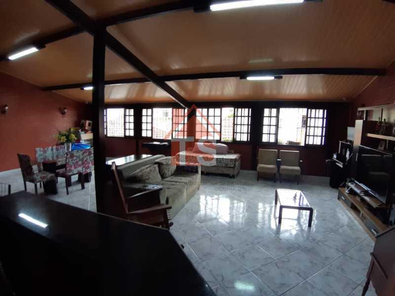 e989608e-9db3-4bba-bd0d-29e155 - Casa de Vila à venda Rua Dois de Fevereiro,Engenho de Dentro, Rio de Janeiro - R$ 457.000 - TSCV20006 - 23