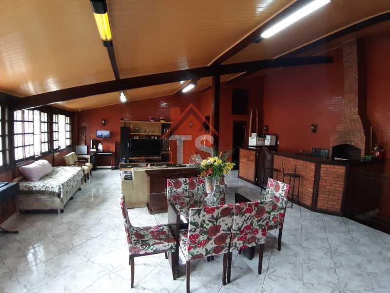 eb18b156-a957-4b4c-9ea6-553533 - Casa de Vila à venda Rua Dois de Fevereiro,Engenho de Dentro, Rio de Janeiro - R$ 457.000 - TSCV20006 - 1