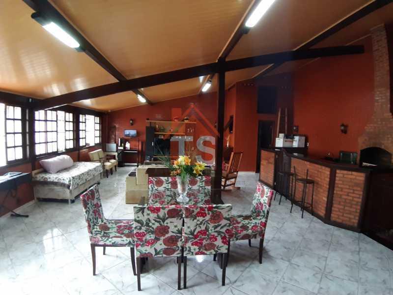f92f5ac1-05ef-4a94-9e26-032e8d - Casa de Vila à venda Rua Dois de Fevereiro,Engenho de Dentro, Rio de Janeiro - R$ 457.000 - TSCV20006 - 25