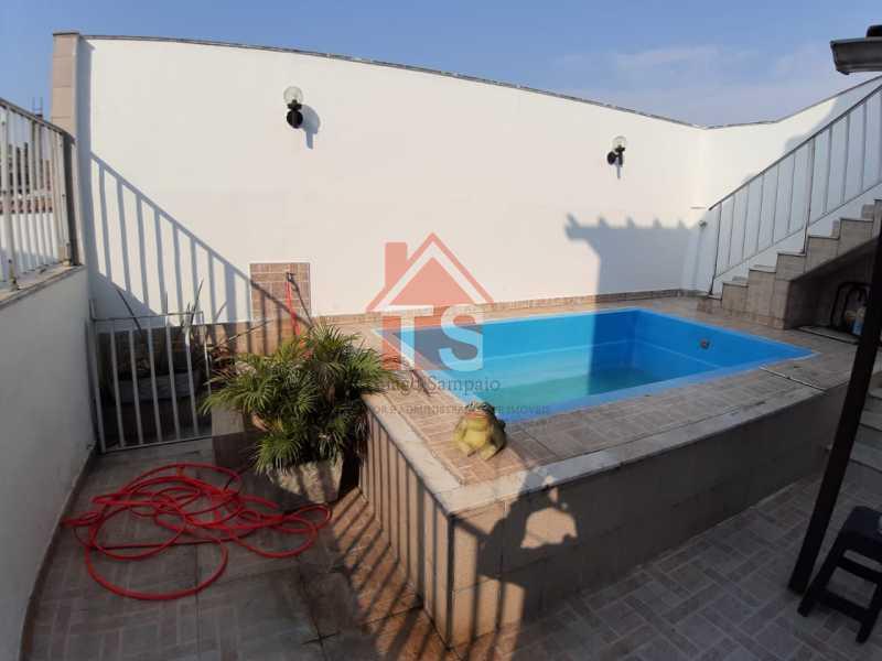 7c372be3-74e8-44c7-842b-14e908 - Casa de vila de 3 qts com suíte - Piscina - churrasqueira e Vaga !! SOMENTE A VISTA ! - TSCV30007 - 9