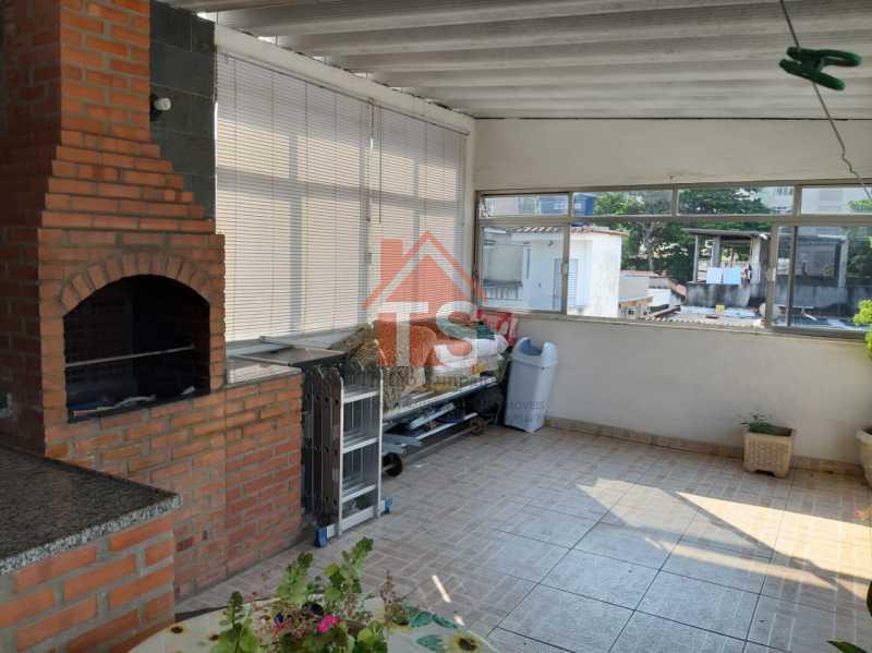 cbd26a67-a430-44f2-83d5-13c06a - Casa de vila de 3 qts com suíte - Piscina - churrasqueira e Vaga !! SOMENTE A VISTA ! - TSCV30007 - 21