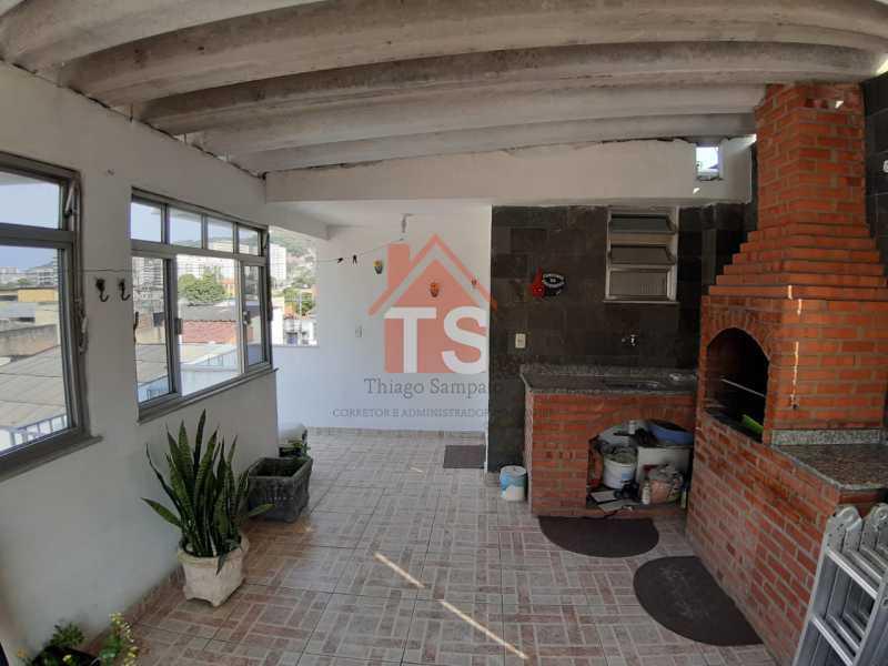 ff4f77eb-b8f2-4a9d-8a7f-606577 - Casa de vila de 3 qts com suíte - Piscina - churrasqueira e Vaga !! SOMENTE A VISTA ! - TSCV30007 - 29