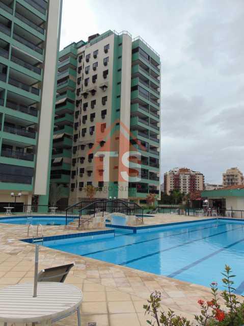 DSC08260 - Apartamento à venda Rua José Bonifácio,Cachambi, Rio de Janeiro - R$ 670.000 - TSAP40015 - 22