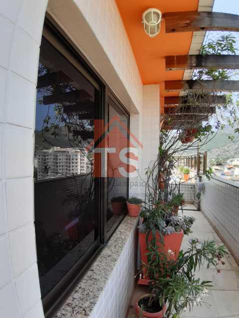 5eca2481-5a20-4560-afaf-9c3366 - Cobertura à venda Rua Lópes da Cruz,Méier, Rio de Janeiro - R$ 1.490.000 - TSCO40005 - 5