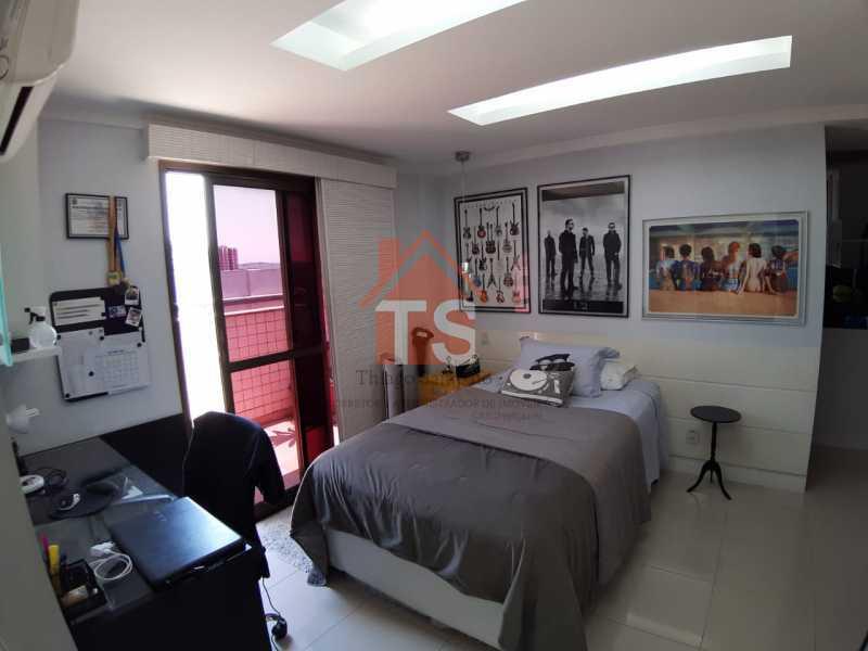 6add8b11-e938-4215-bf91-5ba813 - Cobertura à venda Rua Lópes da Cruz,Méier, Rio de Janeiro - R$ 1.490.000 - TSCO40005 - 7