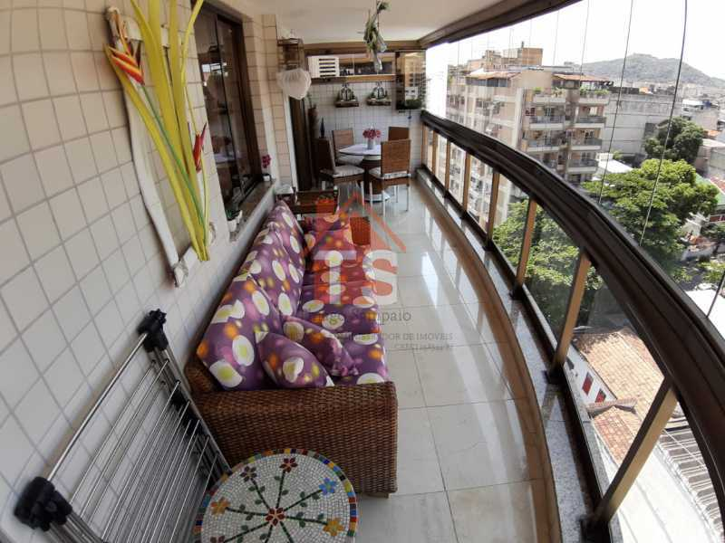 9ec0c855-d794-4186-bbda-baad44 - Cobertura à venda Rua Lópes da Cruz,Méier, Rio de Janeiro - R$ 1.490.000 - TSCO40005 - 12