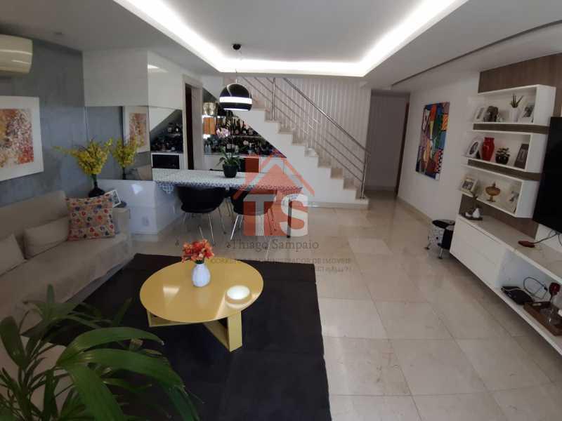 18f0a6f5-b5f4-4f54-ab9e-7b5369 - Cobertura à venda Rua Lópes da Cruz,Méier, Rio de Janeiro - R$ 1.490.000 - TSCO40005 - 13