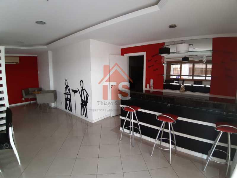 51d6732d-6192-476b-b145-ed9a41 - Cobertura à venda Rua Lópes da Cruz,Méier, Rio de Janeiro - R$ 1.490.000 - TSCO40005 - 15