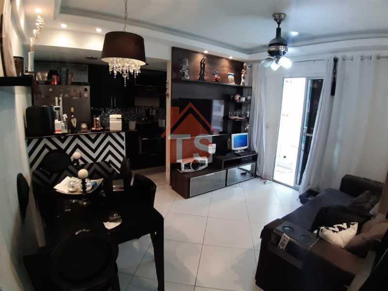 0f47ef95-11ab-4aac-a90a-a9363c - Apartamento à venda Rua Eulina Ribeiro,Engenho de Dentro, Rio de Janeiro - R$ 249.000 - TSAP20202 - 1