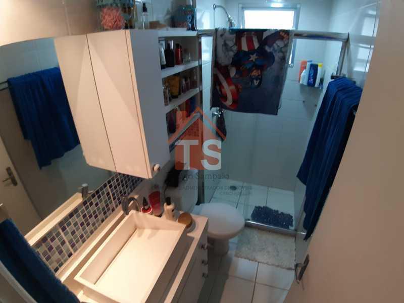 1d17efc5-7a06-4be3-9339-581c66 - Apartamento à venda Rua Eulina Ribeiro,Engenho de Dentro, Rio de Janeiro - R$ 249.000 - TSAP20202 - 3