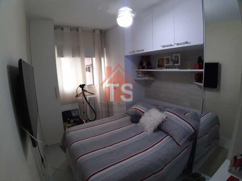 6cc6f79d-cc8d-4660-b835-c44350 - Apartamento à venda Rua Eulina Ribeiro,Engenho de Dentro, Rio de Janeiro - R$ 249.000 - TSAP20202 - 7